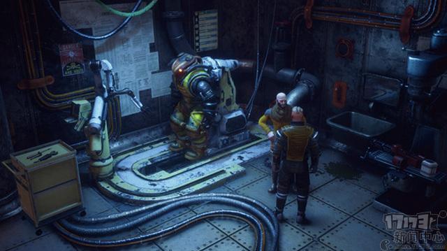 《失眠:方舟》末日科幻RPG 9月27日发售-迷你酷-MINICOLL