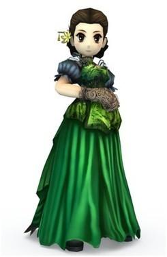 一款欧式宫廷礼服,高贵典雅,超凡脱俗,穿上它会让你的女王气场尽现.