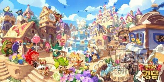 《姜饼人王国》要来了:不断探险、战斗扩大你的领地!