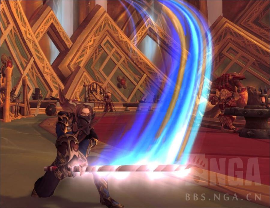 人类男战士板甲幻化:生化忍者 挥刀雷神