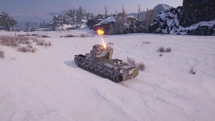 苏联巨人的新生:KV-5终于迎来加强!