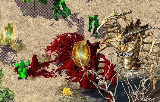 热血传奇:这两个怪物的模型一模一样,但爆率却天差地别