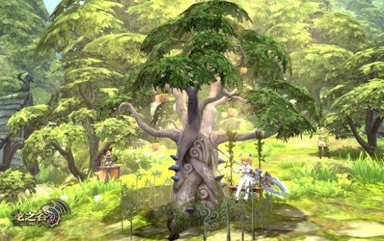 《龙之谷》植树节福利活动来啦 坐骑战令最后1周