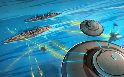 元首最终兵器:飞碟的加入 新剧情直指宇宙?