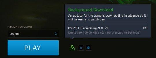 7.3.2补丁后台预下载 8.0测试或准备就绪