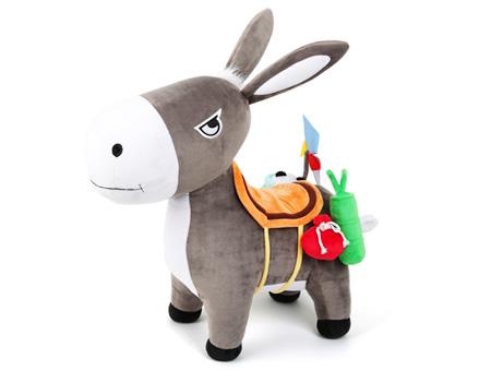 梦境祥瑞大公仔-神行小驴