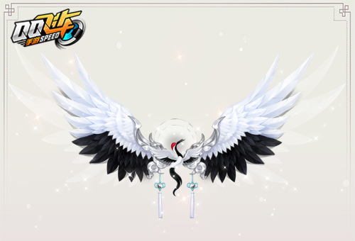 鹤灵记套装携仙灵鹤乘风而来 点券粉黛套装浪漫首发!