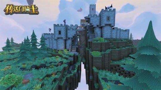 《传送门骑士》新版本打造玩家之家 RPG强化预测