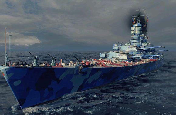 最美的驱逐线 战舰世界意驱你值得拥有!