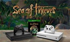 买Xbox One X送《盗贼之海》