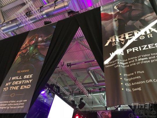 《王者荣耀》居然成了今年德国科隆游戏展最火的手游