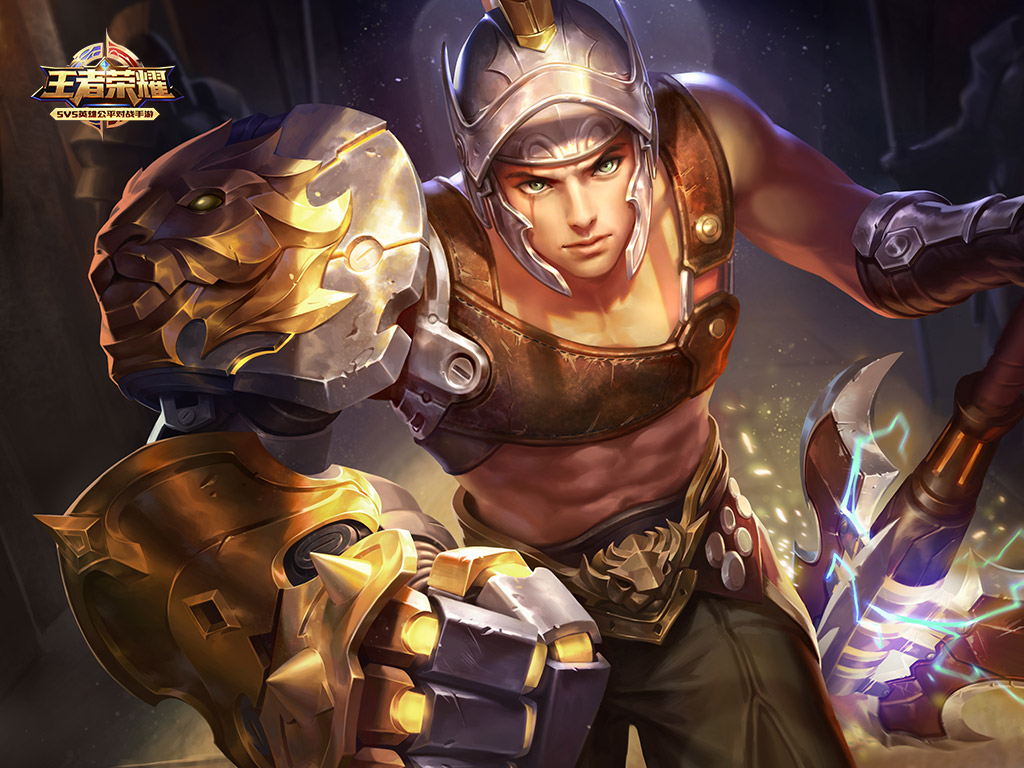 王者荣耀新英雄狂铁怎么玩厉害吗?狂铁用什么出装铭文?