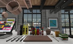 随心所欲鼓捣厨房 VR模拟游戏《厨师长》上线