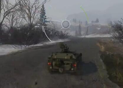 《装甲战争》全球贫瘠之地小车2w输出