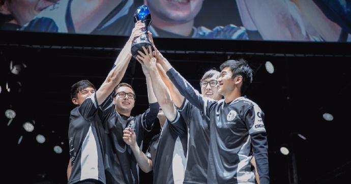 五大联赛冠军清单:TSM和SKT六度夺冠