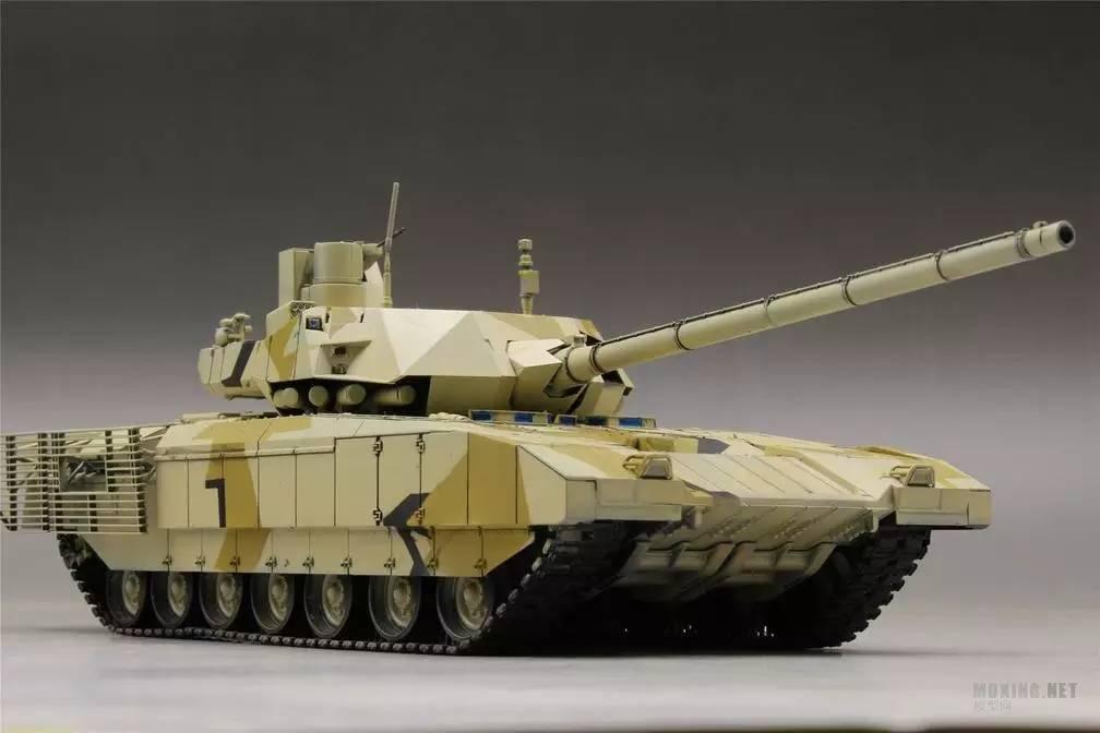 俄国T14阿玛塔与99A谁才有叫板M1A3的实力?