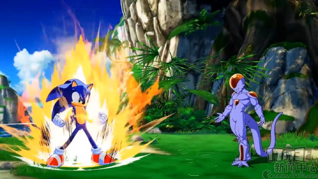 Dragon Ball FighterZ Mods - Sonic, Super Sonic, Lobby Sonic Avatar! Preview WIP_20180213105419.jpg