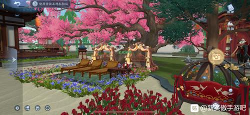 """图7:来自玩家""""笙歌醉梦""""的分享——庭院截图.jpg"""