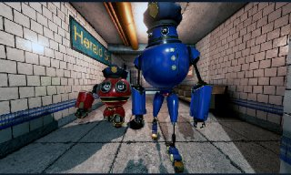 警匪喜剧动画《机器人兄弟》登陆Oculus Rift