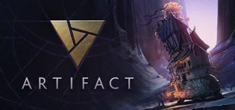 Dota2:泰国Dota2解说曝光Artifact UI界面 游戏已到测试阶段