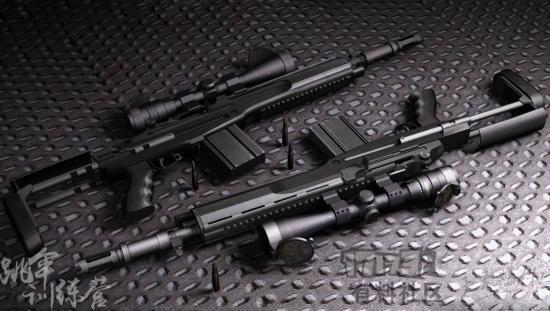 MK-14一无是处?不妨将其当步枪来用