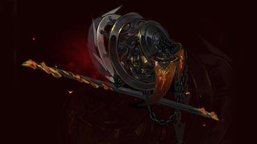 剑网3丐帮武器