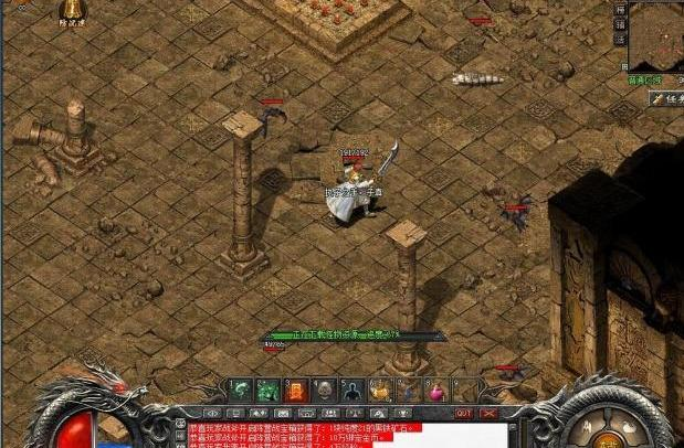 热血传奇:这几只怪物虽然没有BOSS爆率高,但却深受玩家喜爱