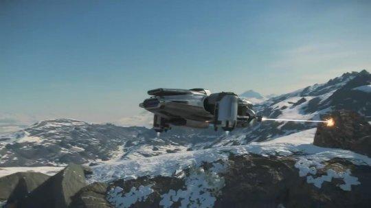 《【天游平台官网注册】《星际公民》发布Alpha 3.12版本介绍视频,《星际公民:42中队》再次跳票》