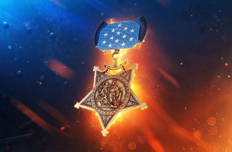 战舰世界亚夫最高荣誉勋章抢先看