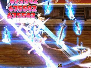 剑神部分技能改冒险岛特效补丁 真是绚丽