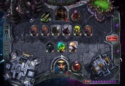 炉石DIY异界入侵系列,第二期:星际争霸