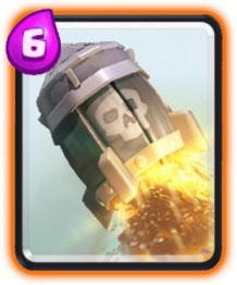 A10卡组推荐:快攻输出的低费火箭桶