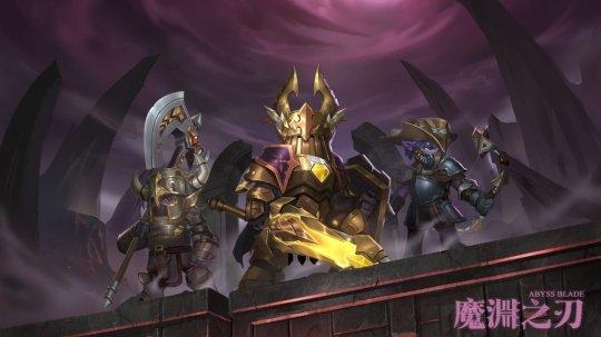 《魔渊之刃》新版本来袭 奇异之门乱斗淘金