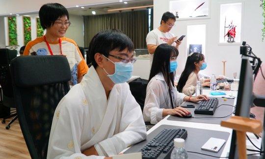 《【天游公司】江湖历程抢先体验 《剑网3》第三轮测试震撼开启》