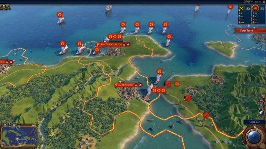 """《【天游注册链接】《文明6》发布最新开发日志 """"大海盗时代""""即将来临!》"""