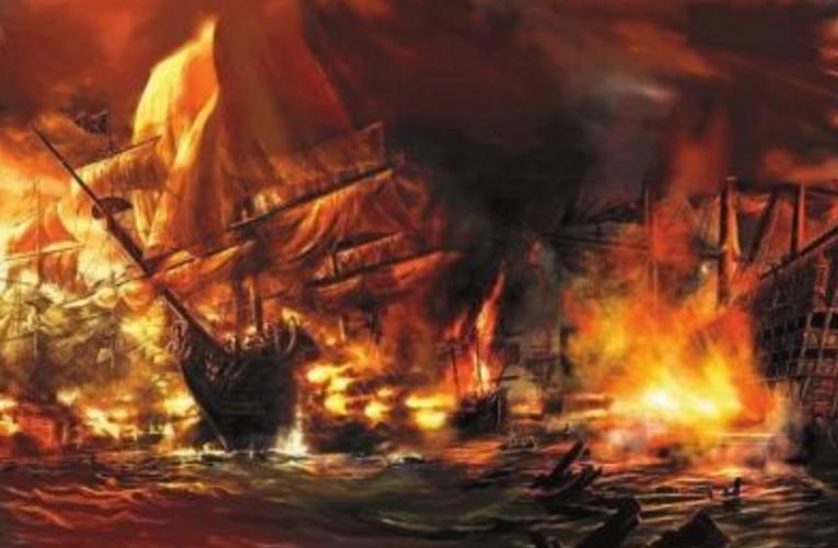 英国皇家海军的黑历史