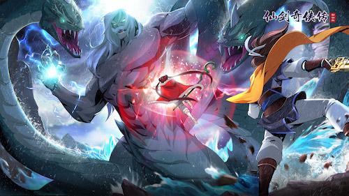 《仙剑奇侠传移动版》今日开测 仗剑江湖 再续前缘