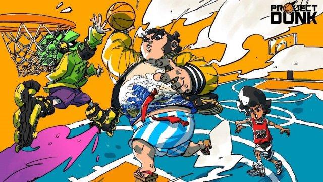 又能打人又能打球 Project Dunk这款篮球游戏有哪些好玩的脑洞?