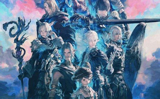 SE最吸金RPG《最终幻想14》玩家已超2400万