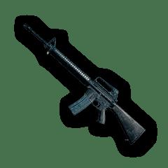 绝地求生大逃杀自动步枪M16A4介绍 武器M16A4评测