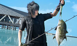 钓鱼竟这么蠢萌有趣