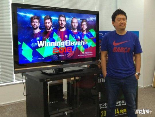 加入02年中国世界杯经典球队?X博士和实况手游制作人聊了聊
