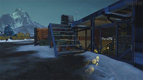 《【天游注册平台】《生死狙击2》原创狙击图登场 废弃的极地观测站》