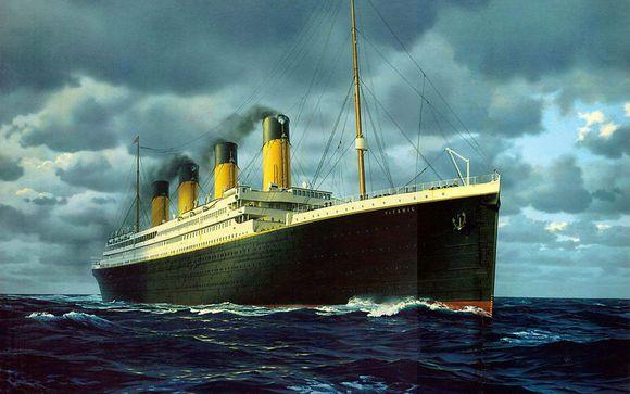 重温经典 战舰世界 仿泰坦尼克涂装