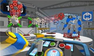 VR小游戏合集《破败工厂》12月登陆Gear VR