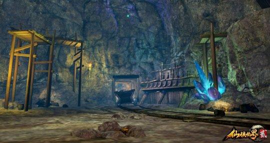 探索地下秘藏《仙侠世界2》洞窟遗迹副本首曝