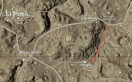 沙漠最强打劫点 搜一座城不如舔一个包