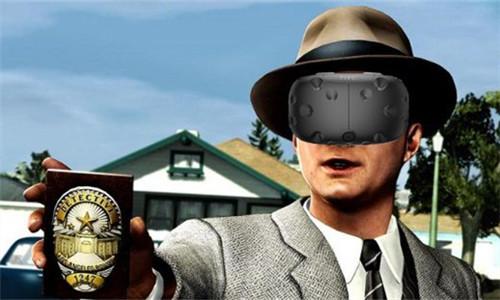 黑色洛城VR跳票了