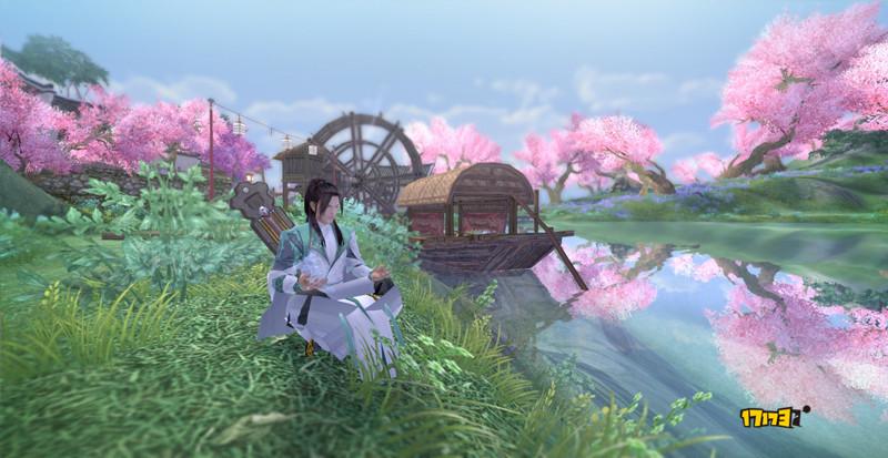 剑网三风景