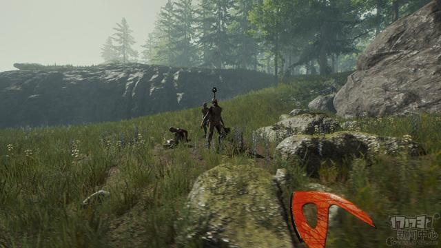 四年磨一剑! 恐怖生存冒险新作《迷失森林》4月底正式发售